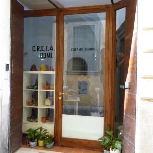front door to c.r.e.t.a.